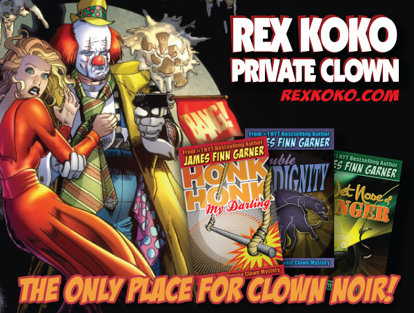 Rex Koko, Private Clown