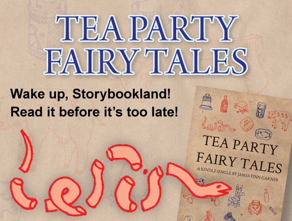 Tea Party Fairy Tales